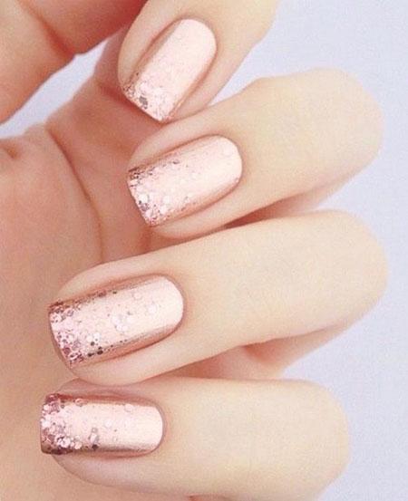 Bridal Wedding Day Manicure