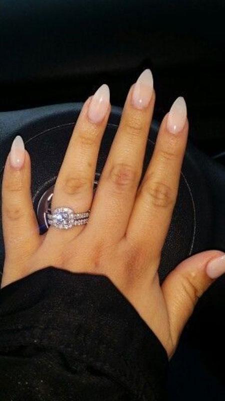 Engagement Rings Natural Shapes