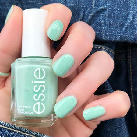 Essie Candy Mint Polish