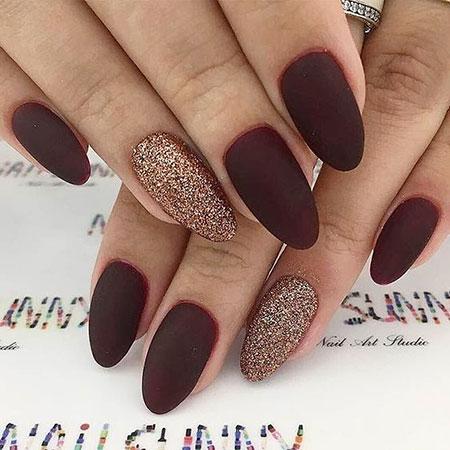 Manicure Good Fall Shape