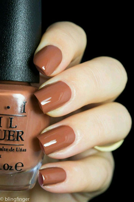 Polish Fall Trend Color