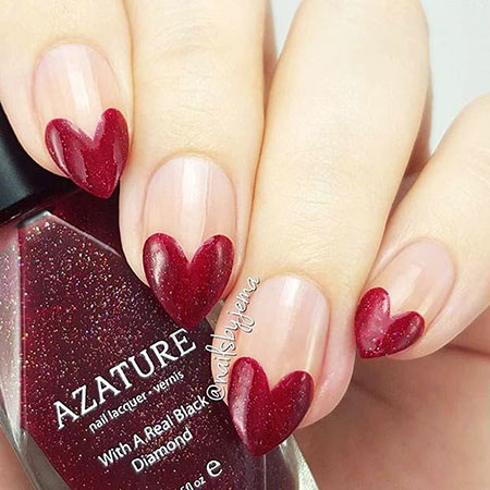 Polish Day Red Cute