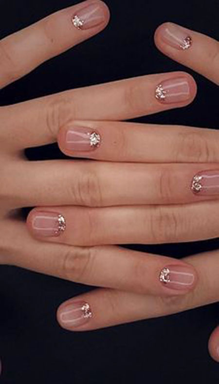 Manicure Polish Natural French