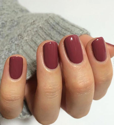 Fall Simple Gray Color