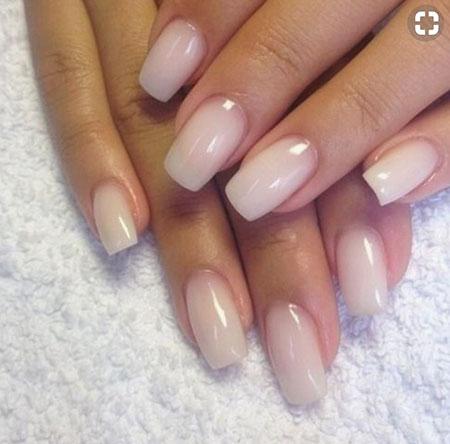 Beautiful Ombre Acrylic Manicure