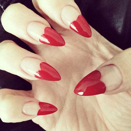 Red Stiletto Beautiful Stilettos