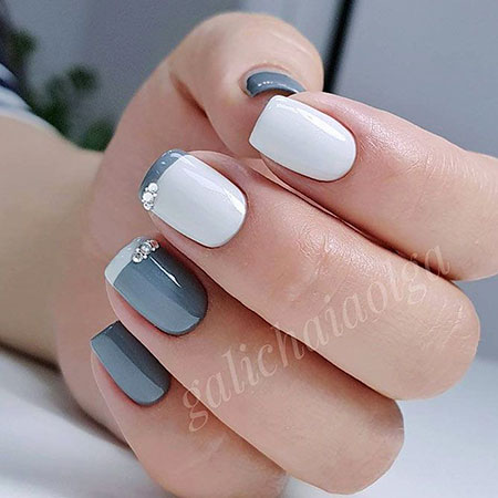 Short Manicure New Easy