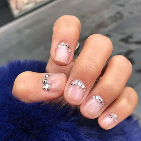 Chic Short Nails, Manicure Chic Short Trends