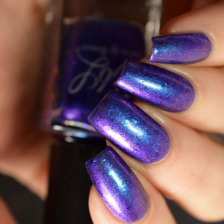 Cute Purple Nail Color, Polish Colors January Opi