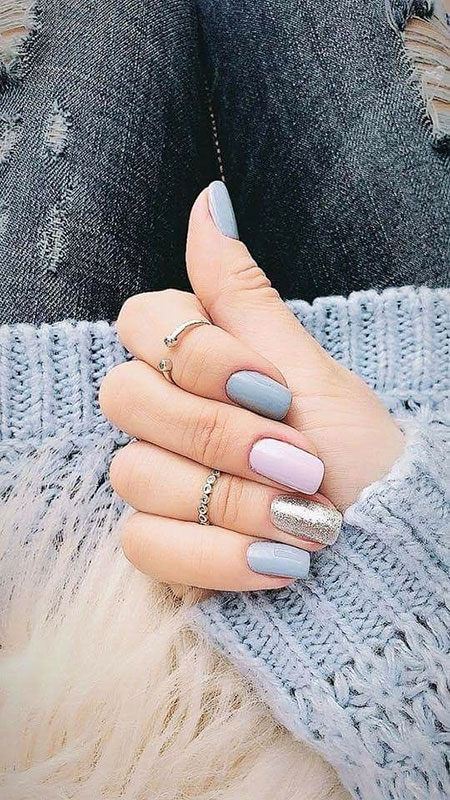 Manicure Colors Pretty Winter