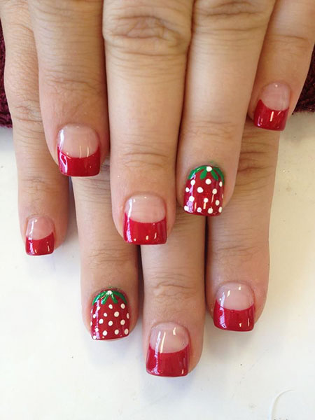 Decoradas Uña Manicure Pink