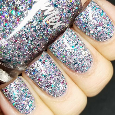 Polish Glitter Ideas Holo
