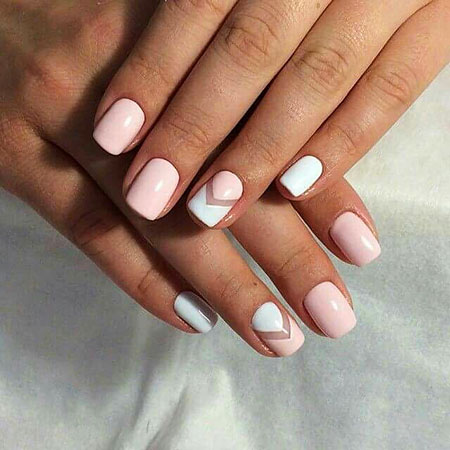 25 Cute Easy Nail Designs for Short Nails