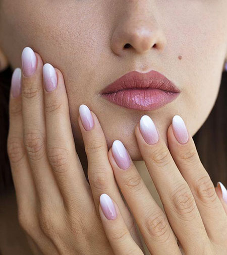 Ombre Manicure Good Home