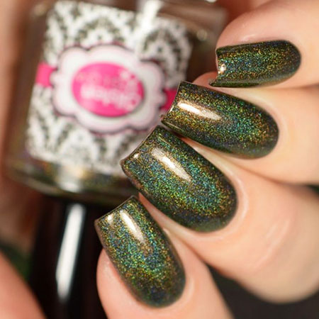 Polish Holographic January Llarowe