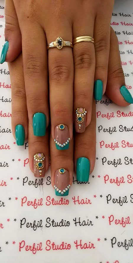 Skin Trends Manicure Decoradas
