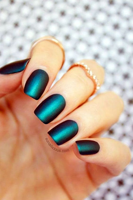 Great Color, Fall Matte Short Simple