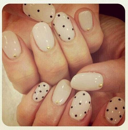 Polka Dots Nail Trend, Dots Polka New Nice
