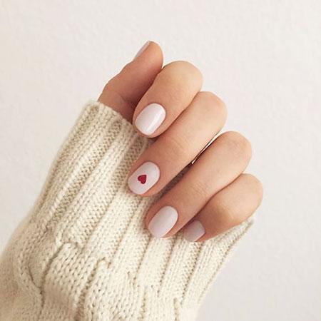 Manicure Beautiful 2018 Coral