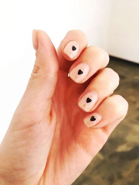 Manicure Korean Simple Minimalist