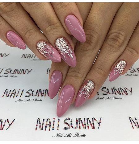 Manicure Pretty Nageldesign Paznokcie