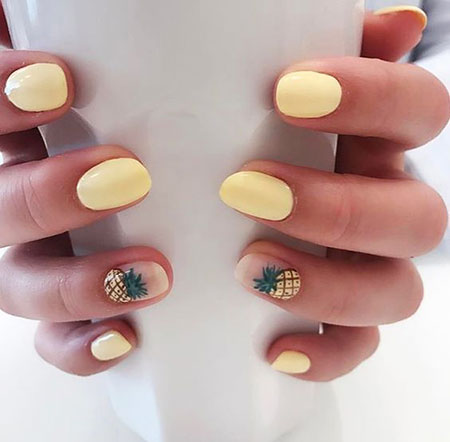 Manicure Toe Short Acrylic