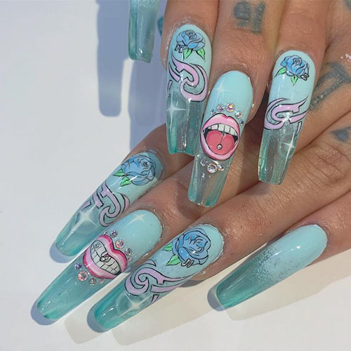 Crazy Nails