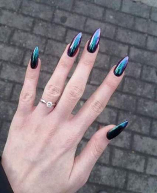 Images Of Chrome Nails