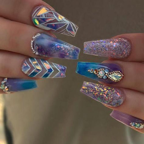 Crazy Cool Nails