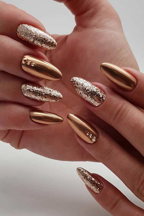 Chrome Nail Ideas