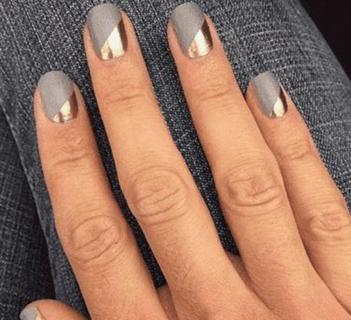 Pics Of Chrome Nails