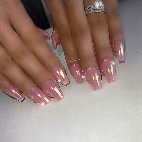 Nails With Chrome