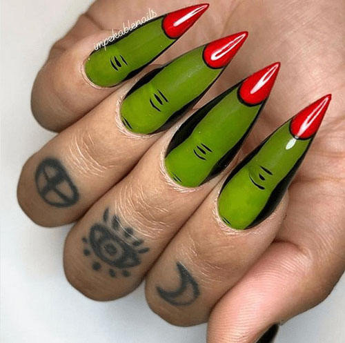 Crazy Nail Trends