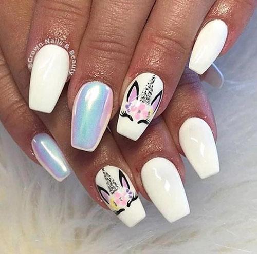 Unicorn Nails