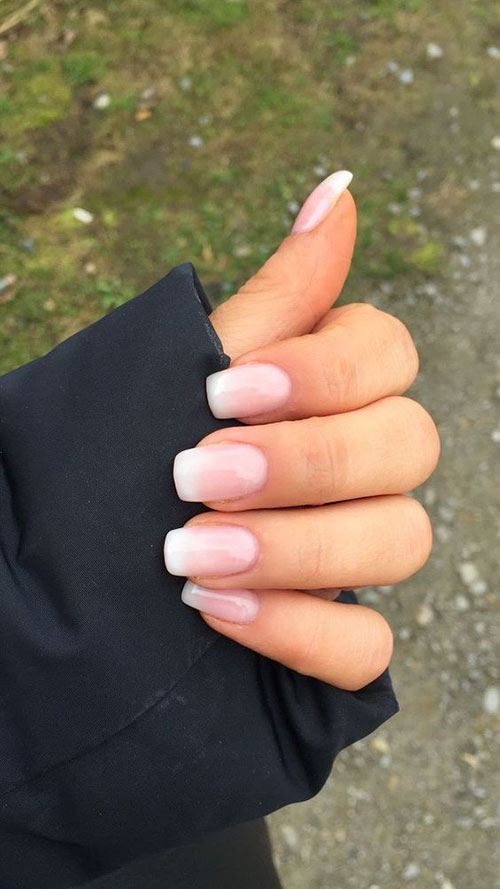 Unique French Tip Nails