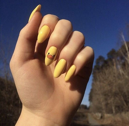 Spring Acrylic Nail Ideas