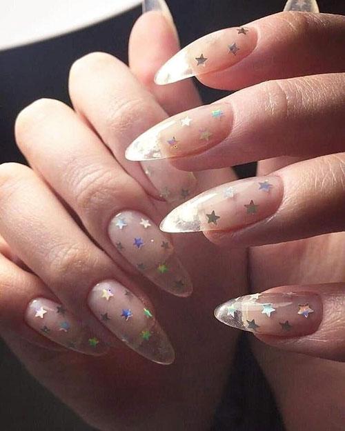 Elegant Spring Nails