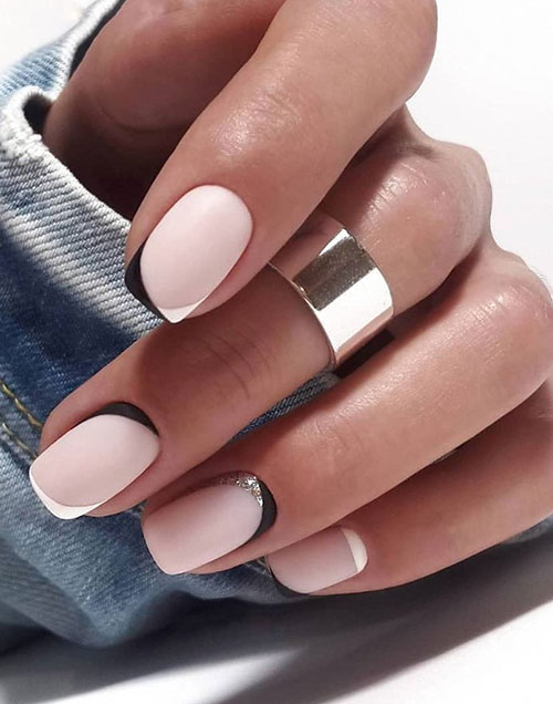 Nails Short Square