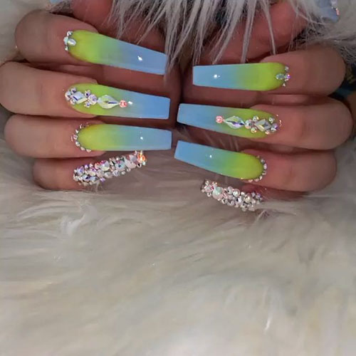 Spring Break Nail Ideas