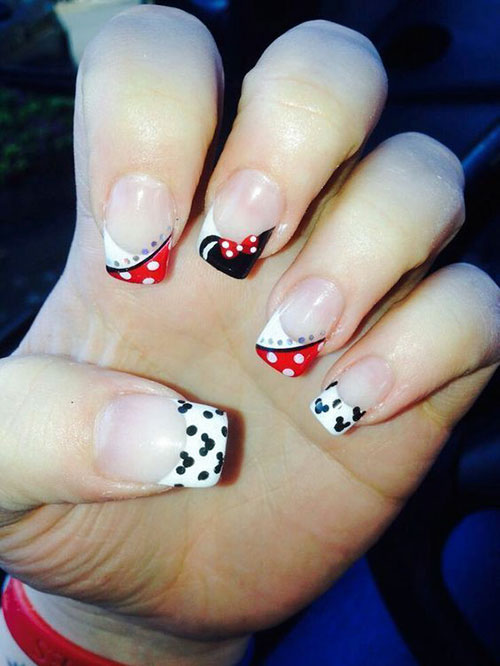 Walt Disney Nails