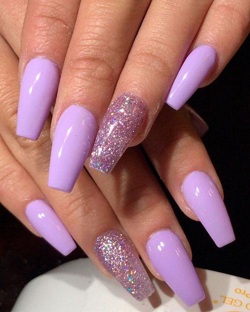 Purple Nail Ideas