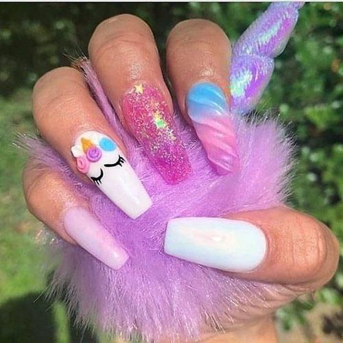 Nails Of Unicorn