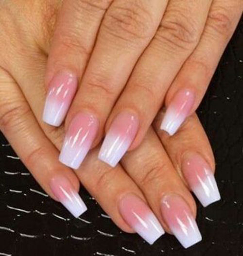 Acrylic Faded French