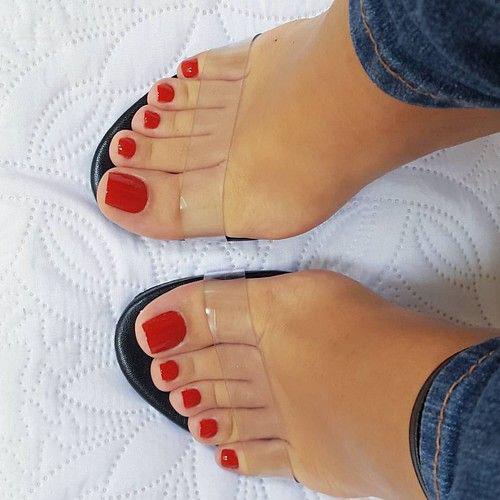 Nail And Feet Designs