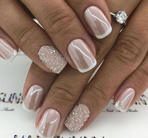 Wedding Guest Nails