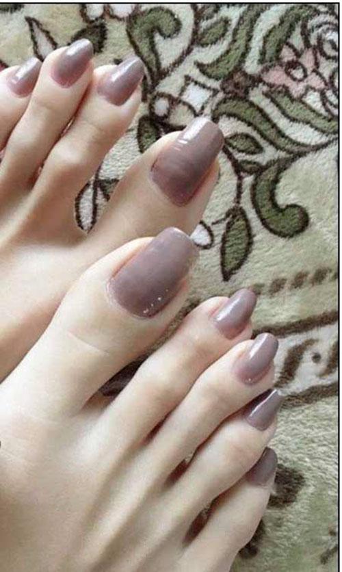 Feet Polish Designs