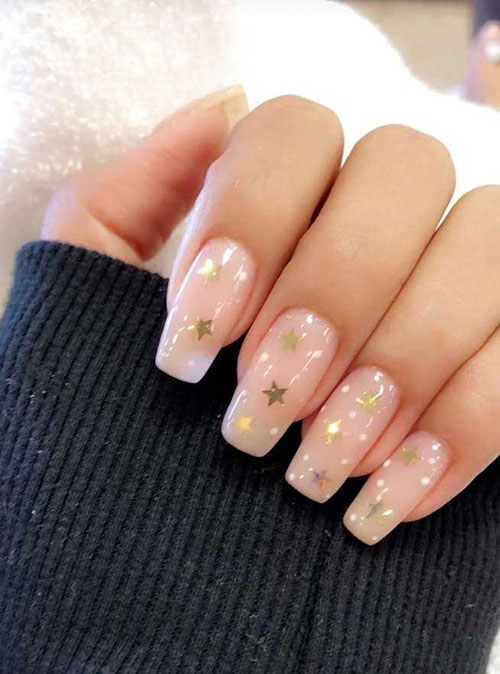 Vintage Wedding Nails