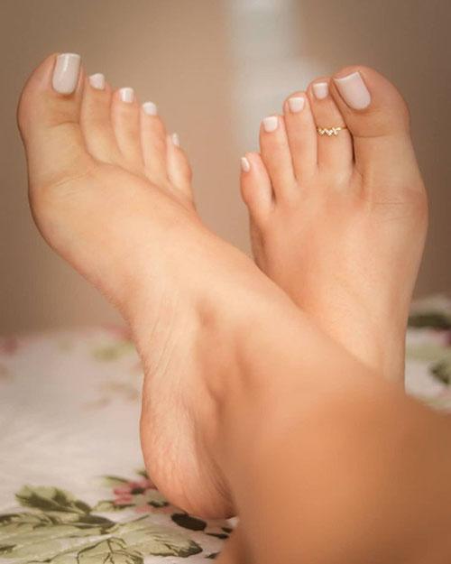 Feet Nail Polish