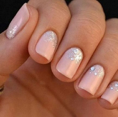 Wedding Nails Bridesmaids