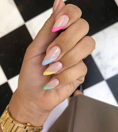 Small Acrylic Nails